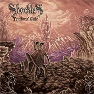 Shackles - Traitors' Gate, CD