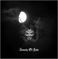 War - Insanity Of Faith, CD