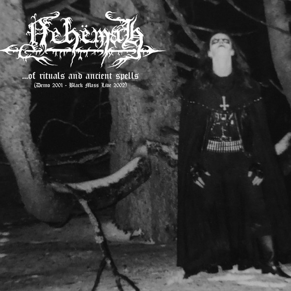 Nehëmah - ...Of Rituals And Ancient Spells, DigiCD