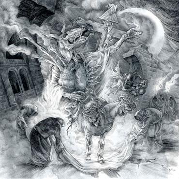 Arkha Sva/Sacrificia Mortuorum/Lugubrum - N.O.I.R., LP