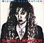 Sacred Warrior - Wicked Generation, CD