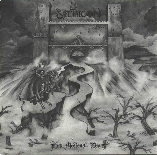 Satyricon - Dark Medieval Times, CD
