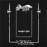 Voltz - Knight's Fall, CD