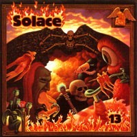 Solace - 13, CD