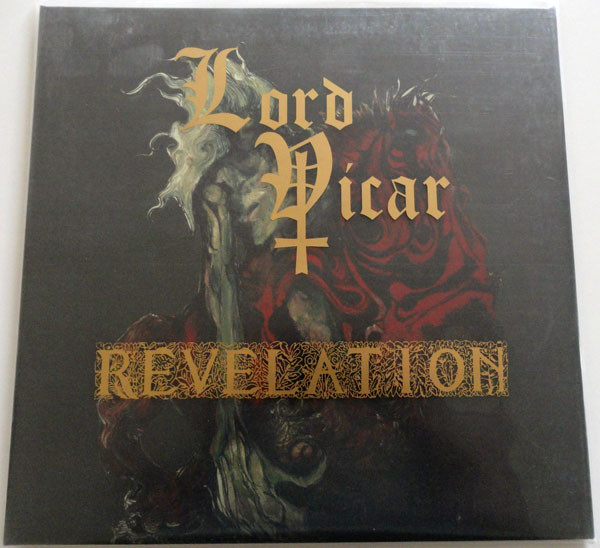 Lord Vicar/Revelation - Split, 10""