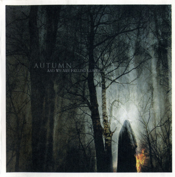 Autumn - And We Are Falling Leaves, CD