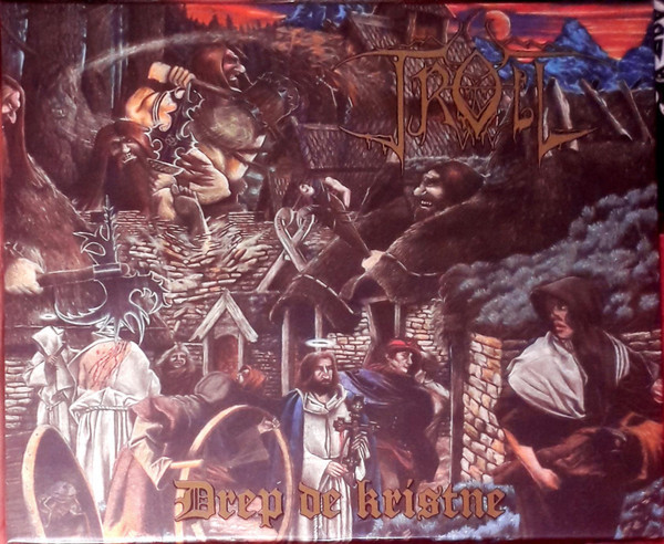 Troll - Drep De Kristne, SC-CD