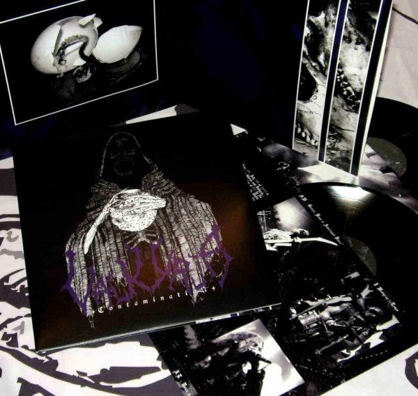 Valkyrja - Contamination, 2LP