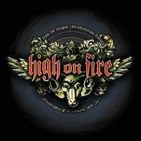 High On Fire - Live From The Relapse Contamination Festival, CD