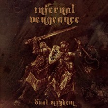 Infernal Vengeance - Dual Mayhem, CD