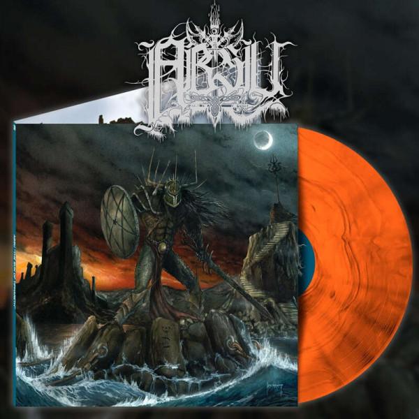 Absu - The Sun of Tiphareth [orange/black marble - 300], LP