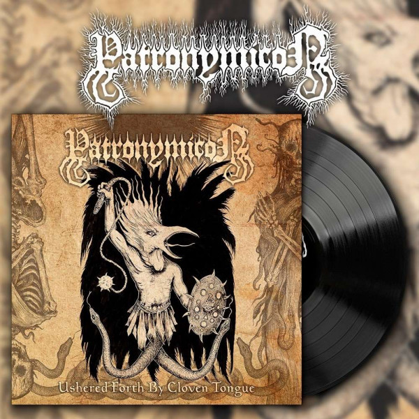 Patronymicon - Ushered Forth By Cloven Tongue, LP