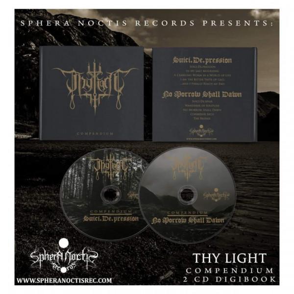 Thy Light - Compendium, 2CD DIGIBOOK