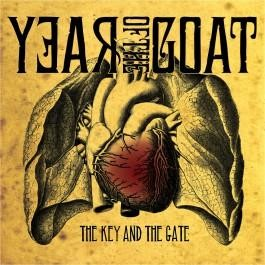 Year Of The Goat - The Key And The Gate, DigiMCD