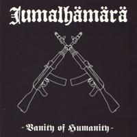 """Jumalhämärä - Vanity Of Humanity [black - 500], 7"""""""