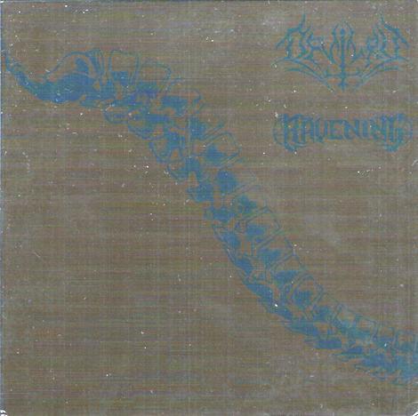 "Ravening/Devilry - Split, 7"""