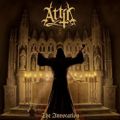 Attic - The Invocation, DigiCD