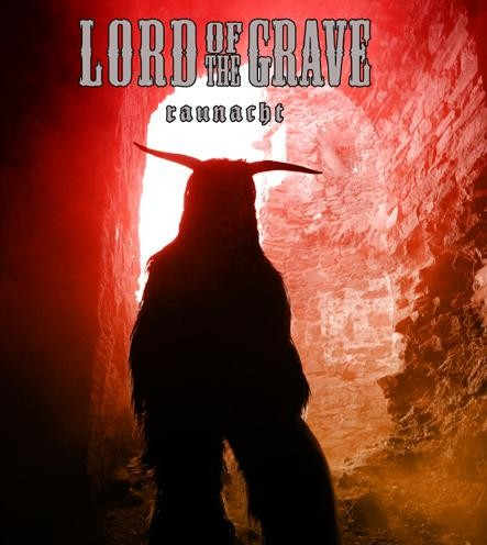 Lord Of The Grave - Rauhnacht, CD