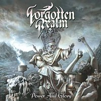 Forgotten Realm - Power And Glory, CD