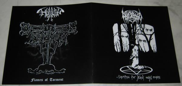 """Inferno/Fagyhamu - Split, 7"""""""