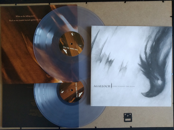 Agalloch - Ashes Against The Grain [clear - 500], 2LP