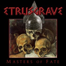 Etrusgrave - Masters Of Fate, CD