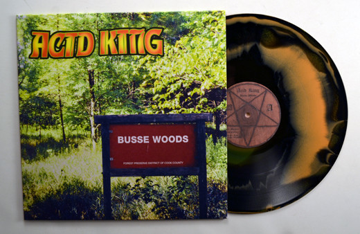 Acid King - Busse Woods [3-way blend], LP