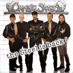 Crying Steel - The Steel is Back!, CD