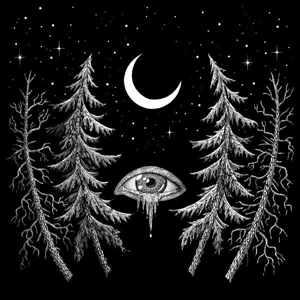 Lustre - Night Spirit [black/white splatter], LP