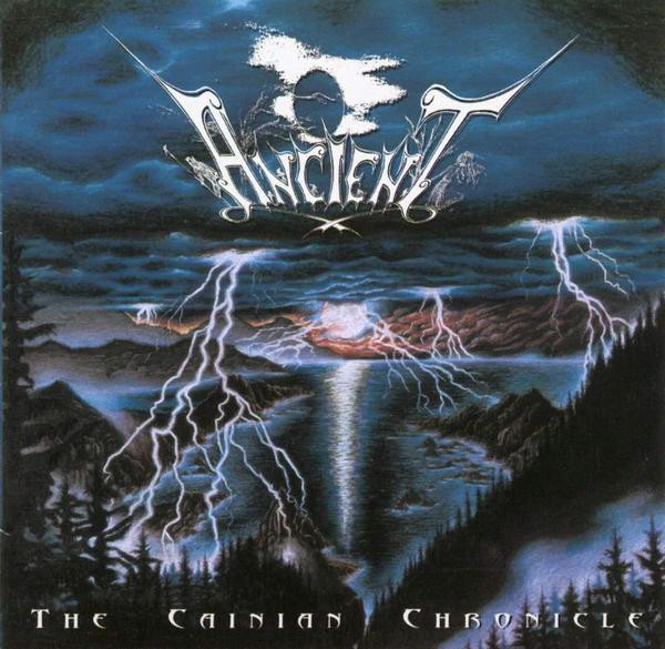 Ancient - The Cainian Chronicle, DigiCD