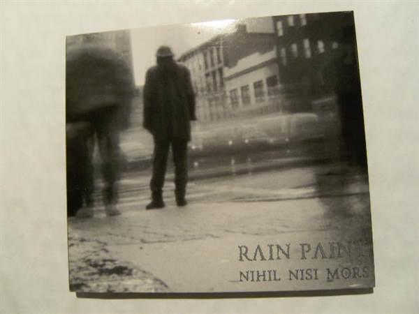 Rainpaint - Nihil Nisi Mors, DigiCD