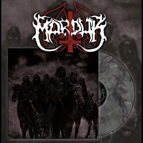 Marduk - Those Of The Unlight [clear/black marble], LP