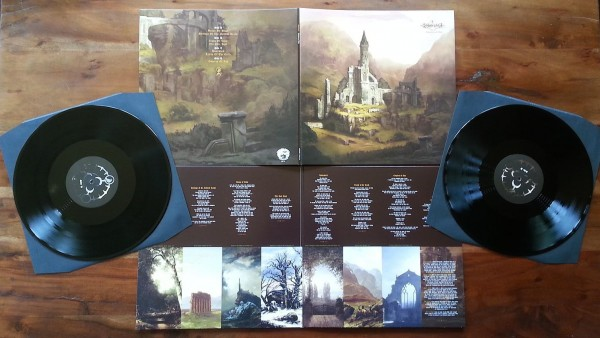 Sojourner - Empires of Ash, 2LP