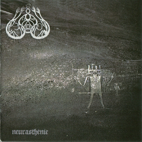 Gris - Neurasthenie, CD