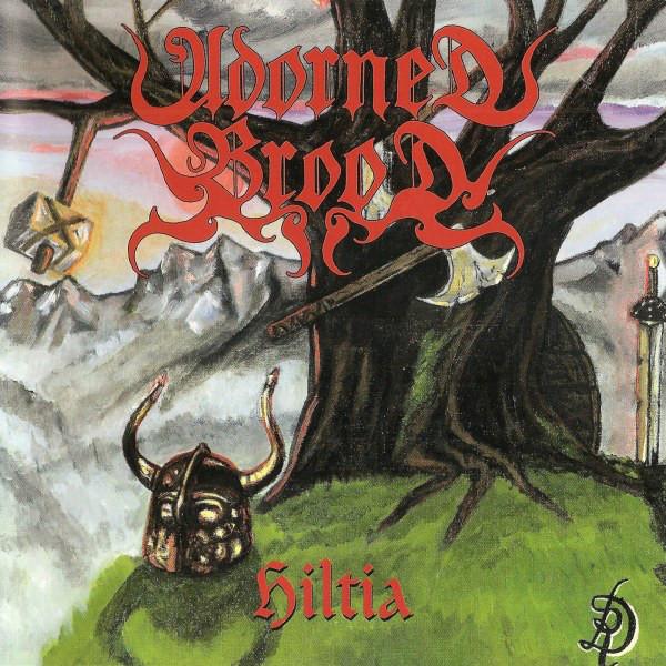Adorned Brood - Hiltia, CD