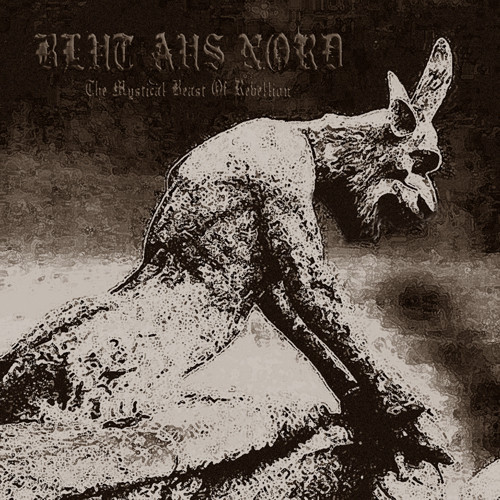 Blut Aus Nord - The Mystical Beast Of Rebellion [black/white], 2LP