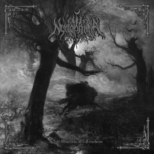 Nyctophilia - Ad Mortem et Tenebrae, CD