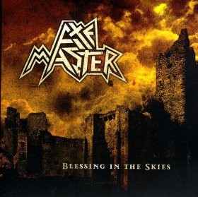 Axemaster - Blessing In The Skies, DigiCD