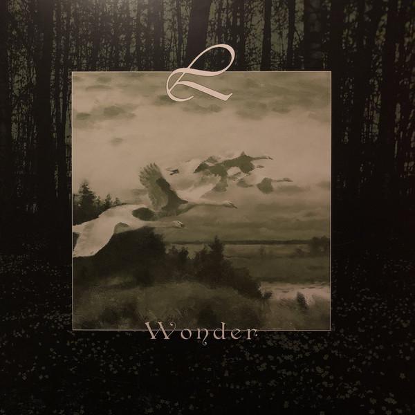 Lustre - Wonder [green/white/black splatter], LP
