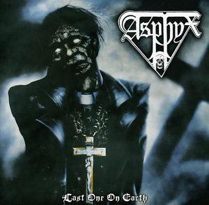Asphyx - Last One On Earth, CD