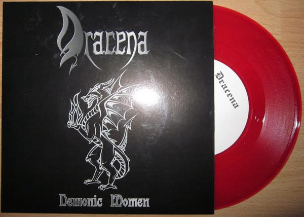 "Dracena - Demonic Women, 7"""