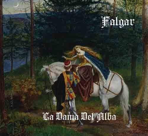 Falgar - La Dama Del Alba, DigiCD