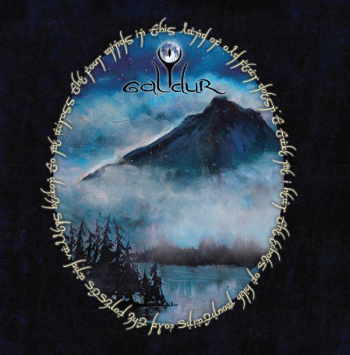 Galdur - Age Of Legends, CD