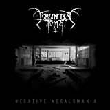 Forgotten Tomb - Negative Megalomania, CD