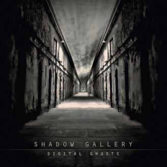Shadow Gallery - Digital Ghosts, CD