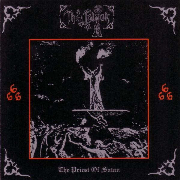The Black (Swe) - The Priest Of Satan, CD