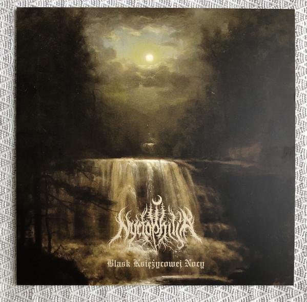 """Nyctophilia - Blask Księżycowej Nocy [black-200], 7"""""""