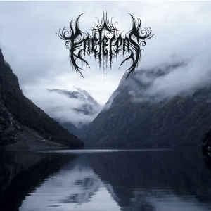 Eneferens - In The Hours Beneath [grey/black splatter], LP