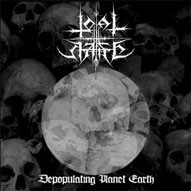 Total Hate (Ger) - Depopulating Planet Earth, CD