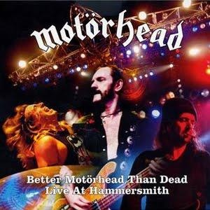 Motörhead - Better Motörhead Than Dead, 4LP
